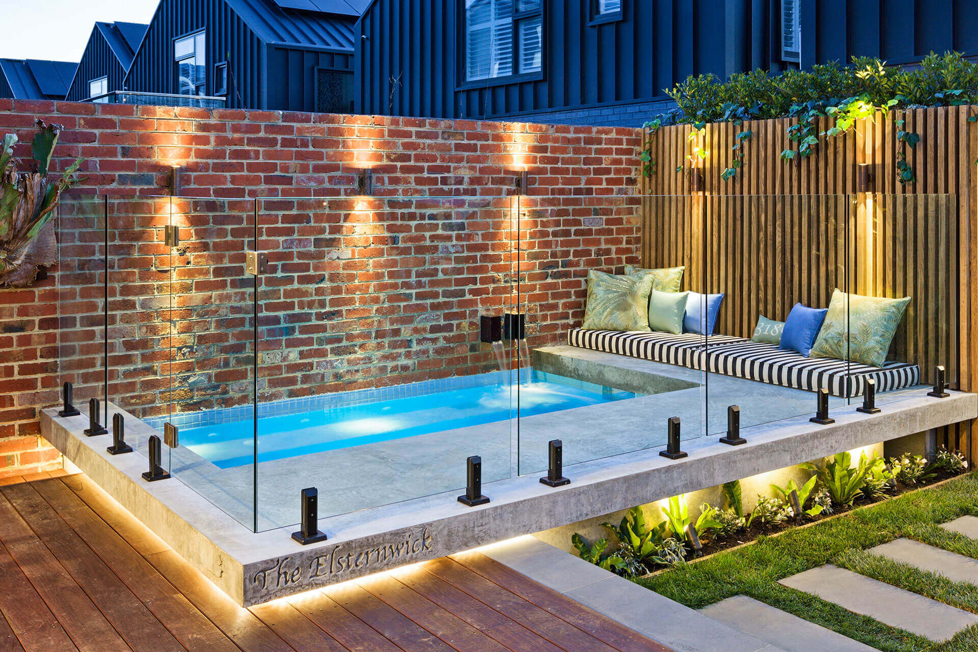 Frameless Glass Pool Fencing Installation Melbourne Totally Frameless